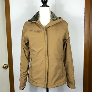 Columbia Titanium brown spring jacket Sz M